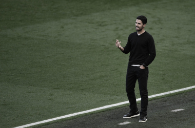 """Arteta lamenta gol sofrido pelo Arsenal nos acréscimos: """"Inaceitável a forma que perdemos"""""""