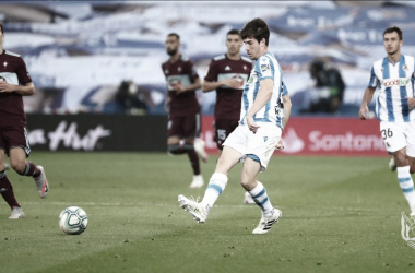 Real Sociedad perde para Celta de Vigo e se complica na luta por vagas europeias