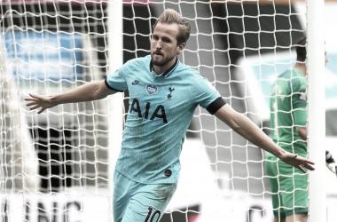 Tottenham vence Newcastle fora de casa e continua na briga por vagas europeias
