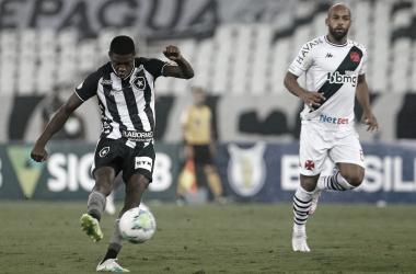 Segundo ato: em novo clássico, Botafogo e Vasco iniciam disputa por vaga nas oitavas