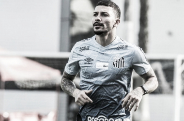 Com canelite, Alison desfalca Santos na Libertadores