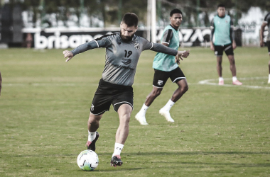 Ceará encara Brusque em busca da classificação às oitavas da Copa do Brasil