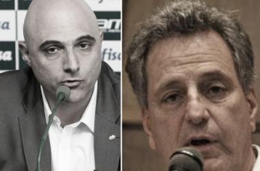 Vai ter jogo ou não? Guerra nos bastidores marca Palmeiras x Flamengo
