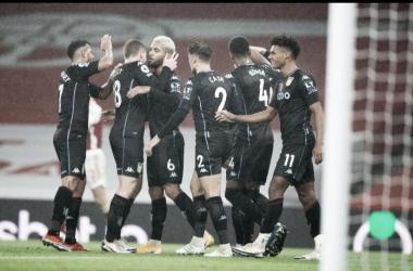 Atropelo: Com dois de Ollie Watkins, Aston Villa goleia Arsenal
