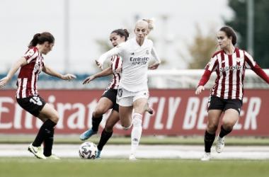 Real Madrid 1-0 Athletic: Cardona da tres puntos de oro