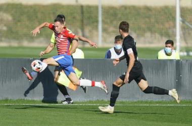 Recreativo Granada - Betis Deportivo: levantarse del tropiezo