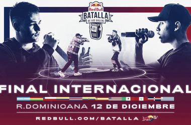 Llega la Final Internacional de Red Bull Batalla De Los Gallos 2020