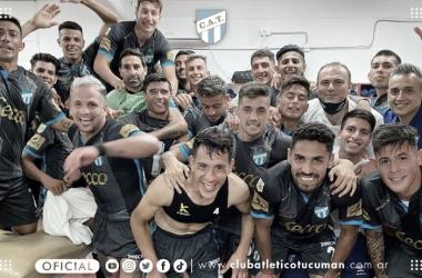 Foto: Prensa Oficial de Atlético Tucumán