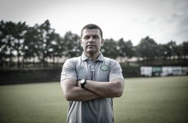 Umberto Louzer aponta fator físico como determinante no empate da Chapecoense contra Náutico