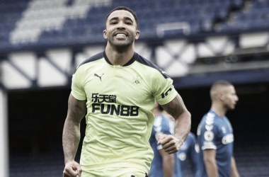 Callum Wilson al rescate del Newcastle United