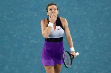 2021 Australian Open: Simona Halep stages epic rally to top Ajla Tomljanovic