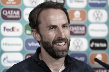 """Gareth Southgate: """"Estamos muy decepcionados, los jugadores merecen un crédito absoluto"""""""