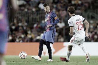 FC Barcelona vs Dinamo de Kiev en vivo en la UEFA Champions League
