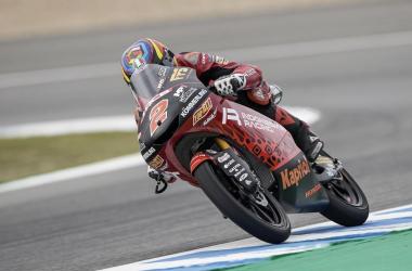Gabriel Rodrigo / Fuente: Gresini Racing.