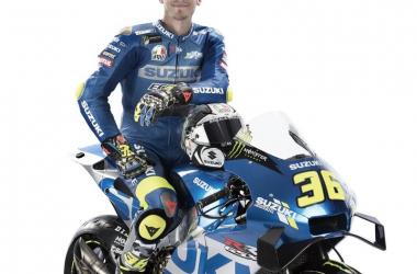 Fuente: Suzuki Racing