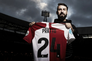 Foto: divulgação/Feyenoord