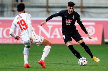 Cultural Leonesa - Granada CF: puntuaciones del Granada, segunda ronda de la Copa del Rey