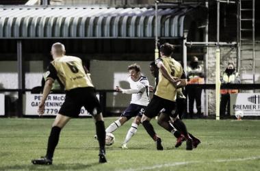 Alfie Devine, el goleador más joven en la historia del Tottenham | Foto: Tottenham