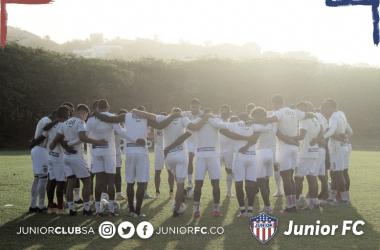Foto: Twitter Junior Club S.A.