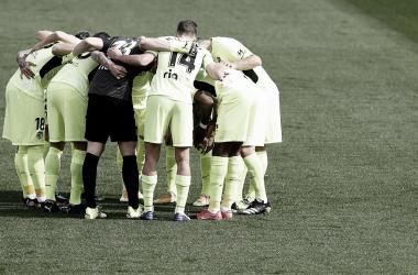 El conjunto colchonero buscará aumentar su racha de victorias en el Wanda Metropolitano. /Twitter: Atlético de Madrid oficial
