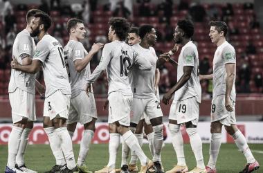El Bayern Múnich llega como primero del grupo A. / Twitter: Bayern Múnich oficial