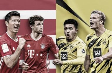 Ambos equipos buscarán prevalecer en el clásico número 128 de la historia. /Twitter: Bundesliga English oficial