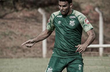 Felipe Recife confia na recuperação do Uberlândia para Copa do Brasil