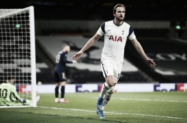 Com dois gols de Kane, Tottenham abre vantagem contra Dínamo Zagreb na Liga Europa