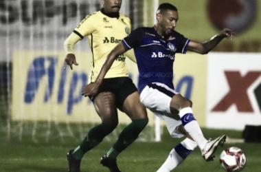 Em jogo movimentado, Aimoré e Ypiranga ficam no empate sem gols