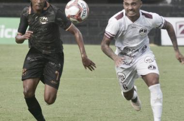 """Cesinha comenta sobre a partida diante do Marcílio Dias: """"É uma briga direta na tabela"""","""