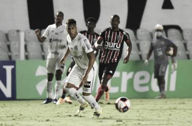 Foto: Ivan Stort) Santos FC