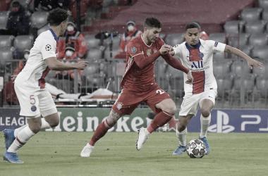 En el duelo de ida el PSG venció 2-3 al Bayern Múnich. /Twitter: Bayern Múnich oficial