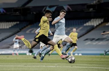 Resumen del Borussia Dortmund vs Manchester City en UEFA Champions League (1-2)
