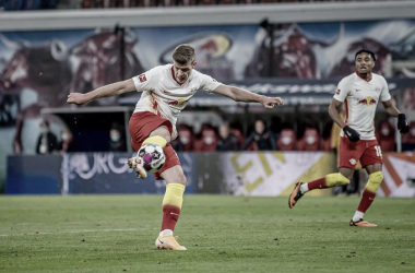 Foto: Divulgação / RB Leipzig