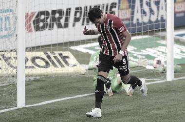 Palmeiras 0 a 1 São Paulo (SE Palmeiras / Divulgação)