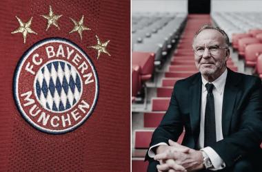 A través de un comunicado de prensa, Rummenigge declaró la postura del Bayern Munich. /Twitter: Bayern Múnich oficial