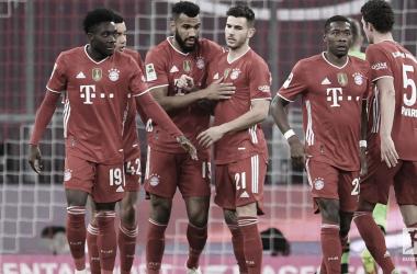 El Bayern Múnich está a solo un partido de consagrarse campeón./Twitter: Bundesliga English oficial