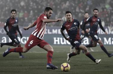En su último duelo ambos conjuntos empataron 0-0. /Twitter: Atlético de Madrid oficial