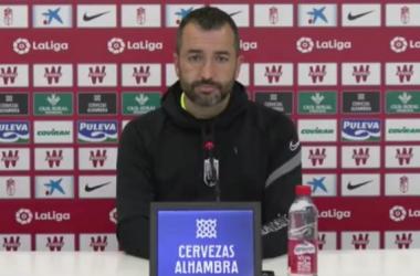 """Diego Martínez: """"Tenemos que hacer un partido sobresaliente"""""""