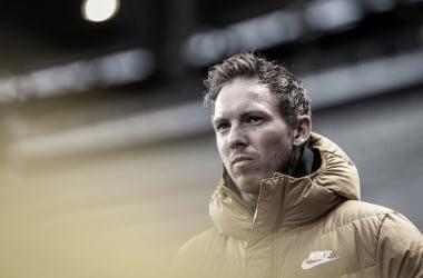 Nagelsmann tiene contrato con el Leipzig hasta 2023. /Twitter: Julian Nagelsmann oficial