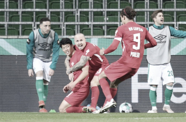 El RB Leipzig buscará levantar el trofeo el próximo 13 de mayo. /Twitter: DFB Pokal oficial