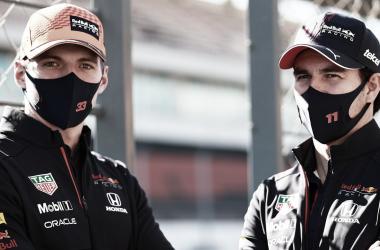 Na Red Bull, Verstappen critica pista e Pérez acredita em briga pela pole