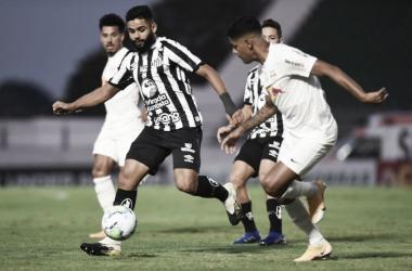 Gols e melhores momentos para RB Bragantino 1 x 1 Santos pelo Campeonato Paulista