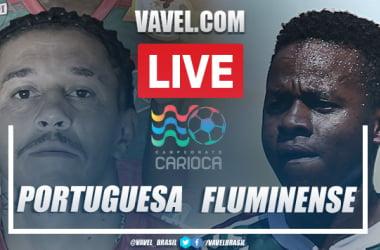 Gols e melhores momentos Portuguesa-RJ 1x1 Fluminense