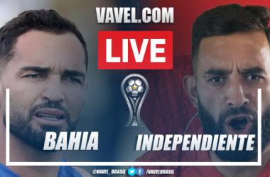Gols e melhores momentos Bahia 2 x 2 Independiente pela Sul-Americana 2021