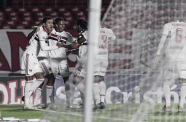Gols e melhores momentos São Paulo x Ferroviária pelo Campeonato Paulista (4-2)