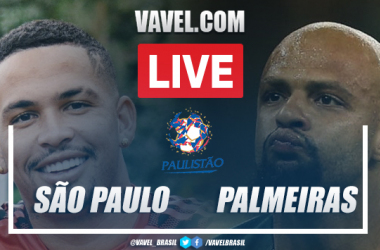 Gols e Melhores momentos de São Paulo 2 x 0 Palmeiras pelo Paulistão 2021