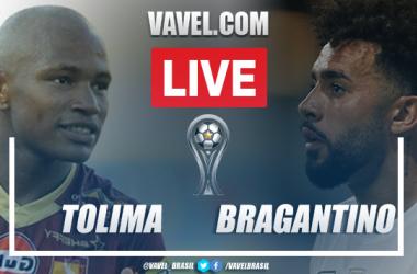Gols e Melhores momentos de Tolima 1 x 2 RB Bragantino
