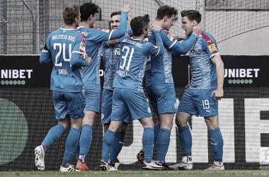 Colônia 0 a 1 Holstein Kiel (Bundesliga / Divulgação)