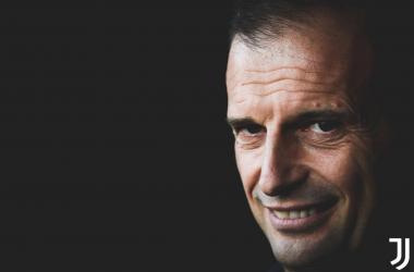 Massimiliano Allegri nuevo entrenador de la Juventus. Foto: @juventusfc